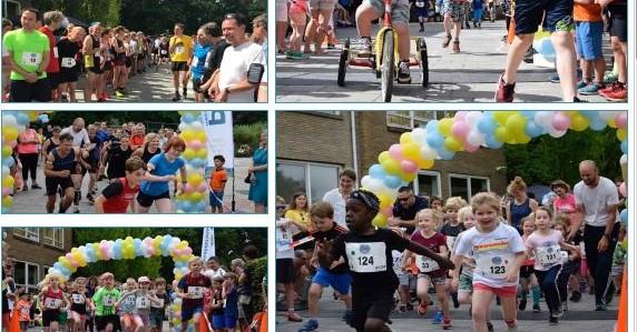 De Maartenschallenge Kidsrun 2019 groot succes afbeelding nieuwsbericht
