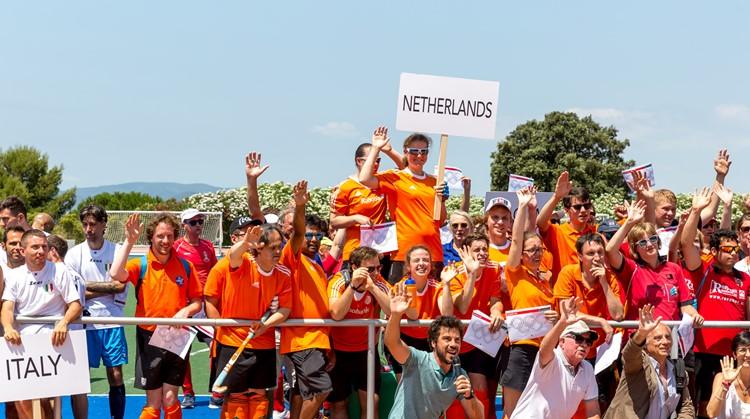 Succes Oranje Parahockyers in Barcelona afbeelding nieuwsbericht