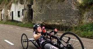 Melanie Helweg nieuwe ambassadeur Uniek Sporten Groningen afbeelding nieuwsbericht
