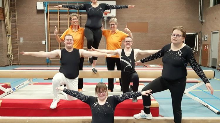 Deelnemers uit Apeldoorn en omgeving op weg naar Special Olympics World Games afbeelding nieuwsbericht