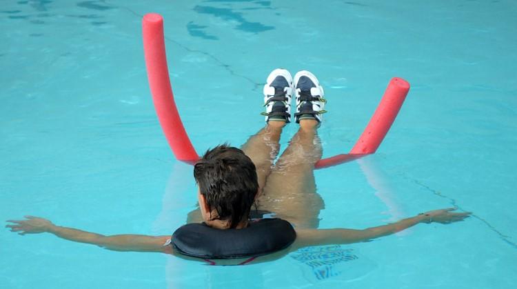 Gratis zwemmen voor mensen met een verstandelijke en/of lichamelijke beperking afbeelding nieuwsbericht
