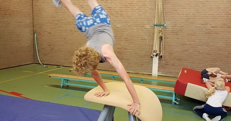 Gymgroep voor kinderen met een beperking afbeelding nieuwsbericht