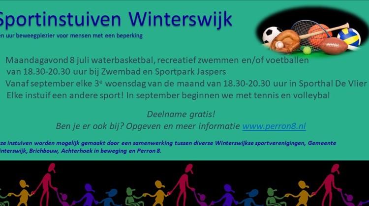 Sportinstuiven Winterswijk afbeelding nieuwsbericht