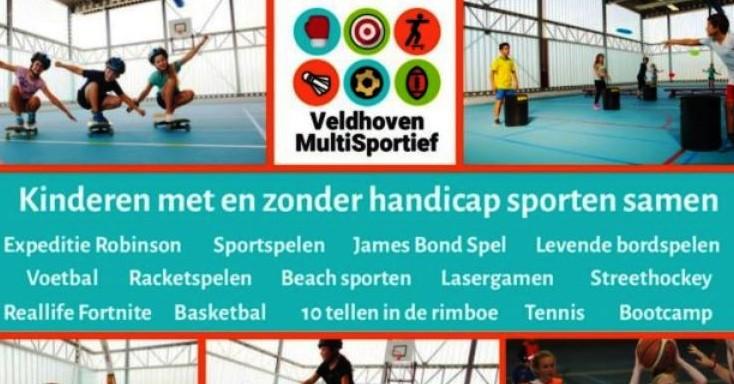 Nieuw: MultiSportief in Veldhoven! afbeelding nieuwsbericht