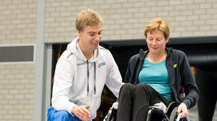 Gratis rolstoeltraining #3 afbeelding agendaitem