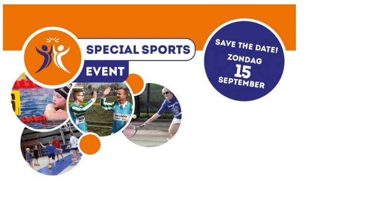 3e editie Special Sports Event  afbeelding nieuwsbericht