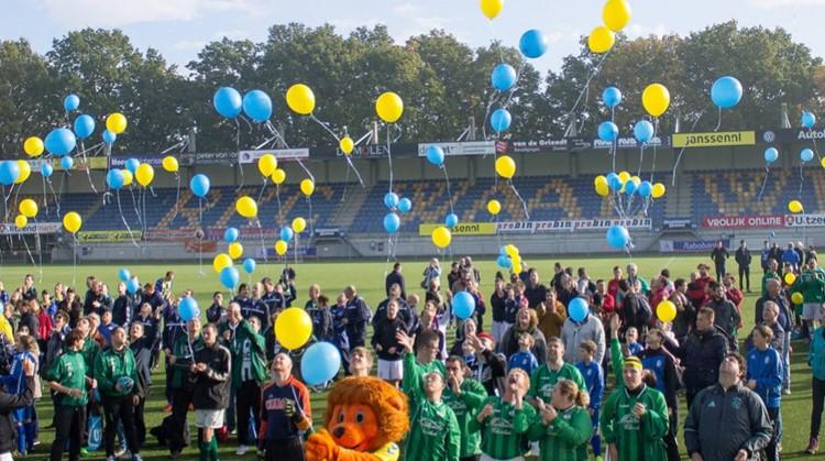 G-RKCToernooi in Waalwijk tijdens de Nationale Sportweek afbeelding nieuwsbericht