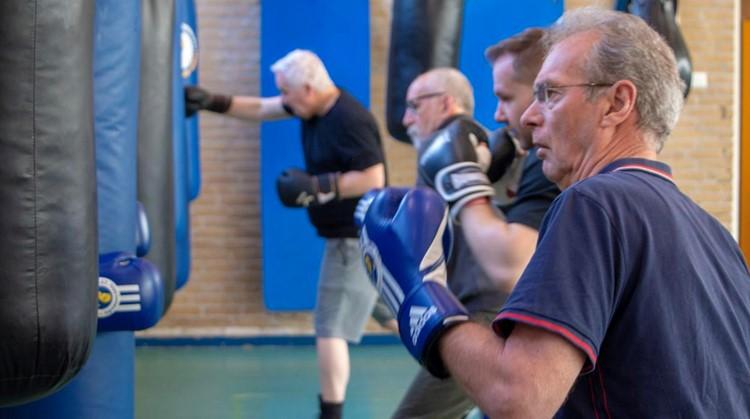 Sporten met Parkinson afbeelding nieuwsbericht