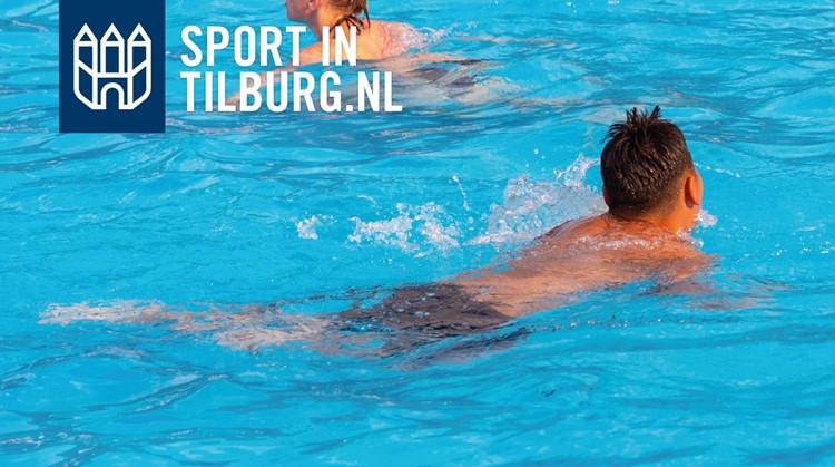 Prikkelarme zwemavond in recreatiebad Stappegoor in Tilburg afbeelding nieuwsbericht