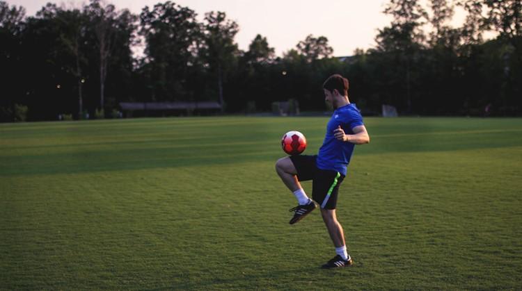 Auti-voetbal afbeelding nieuwsbericht