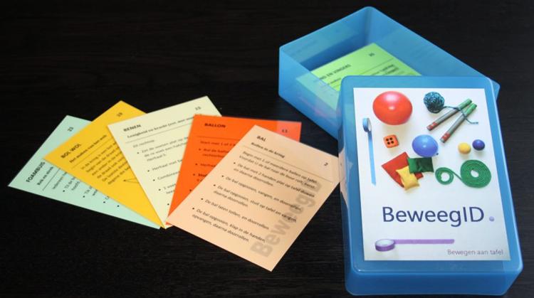 Beweeg mee, met Beweeg ID: Gelderse woon- zorg organisaties maken kans op een beweeg-id box! afbeelding nieuwsbericht