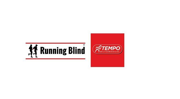 Atletiek Vereniging Tempo start met hardlopers met een visuele beperking afbeelding nieuwsbericht