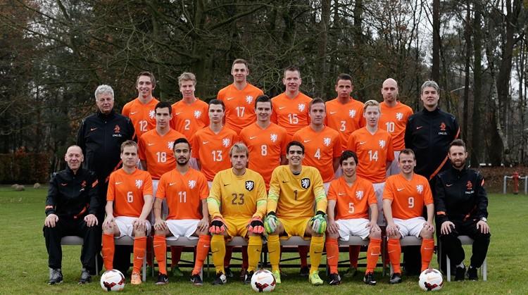 Nederlands CP-voetbalteam oefent bij Jonge Kracht in Huissen afbeelding nieuwsbericht