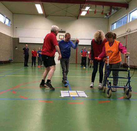 Werkervaringsplek: sport- en spelleid(st)er gezocht! afbeelding nieuwsbericht