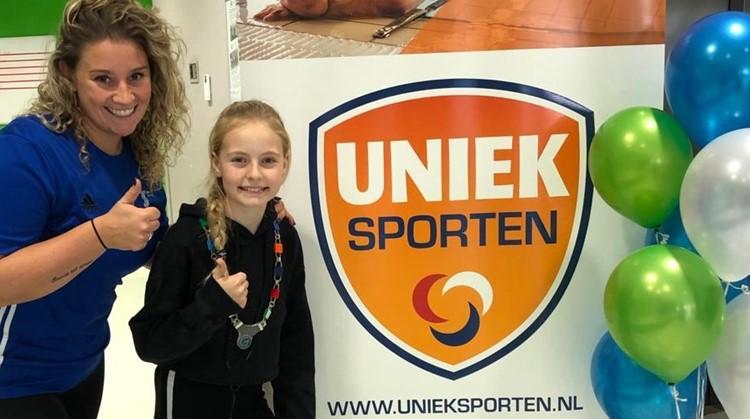 Uniek Sporten Utrecht-West stelt zich voor: Macy Hartman afbeelding nieuwsbericht