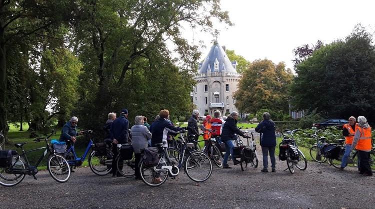 Mooie tochten met de 3-wiel fiets afbeelding nieuwsbericht