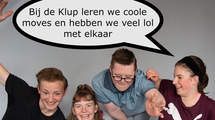 Doneer en help de Klup in Apeldoorn afbeelding nieuwsbericht