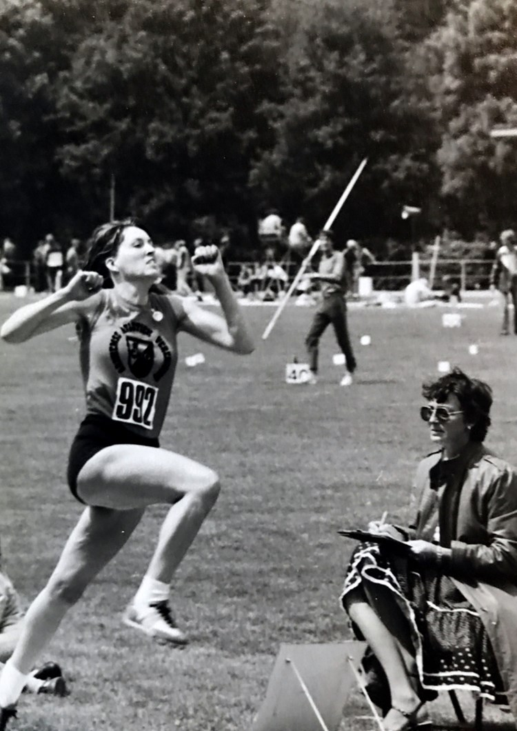 Blog Joke van Rijswijk: als blinde sporter kun je prima aan atletiek doen afbeelding nieuwsbericht