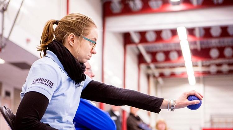 Open training Boccia afbeelding nieuwsbericht