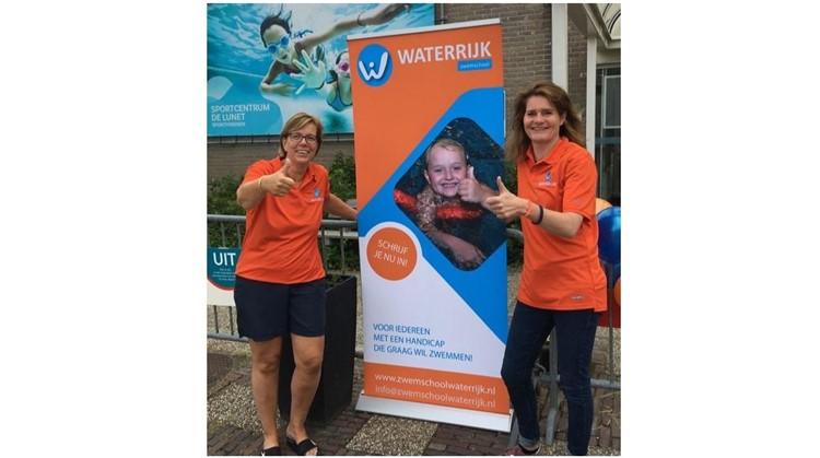Zwemschool Waterrijk van start! afbeelding nieuwsbericht