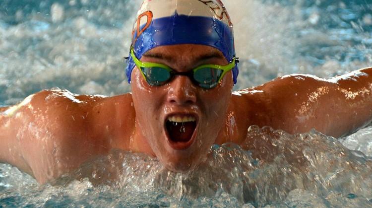 Blog 1 Bart Hol 'De zwemtraining' afbeelding nieuwsbericht