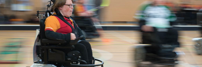Cathry Strijbosch, rolstoelhockeyer