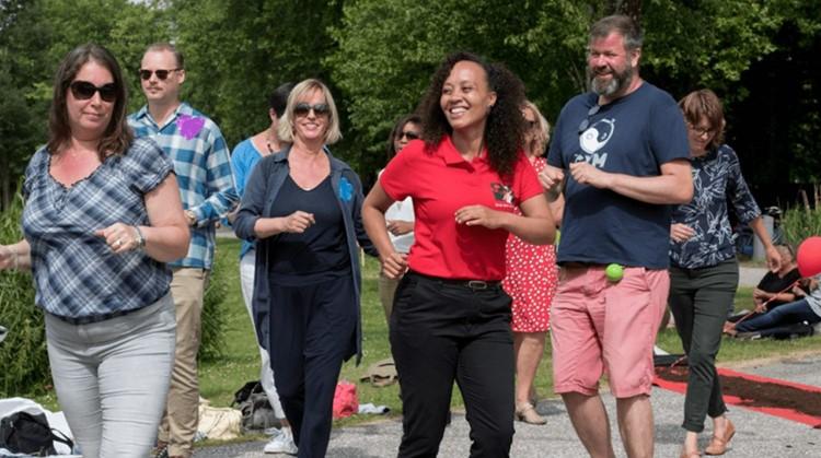 Uniek Sporten brengt Blinde Liefde voor Salsa naar regio Arnhem afbeelding nieuwsbericht