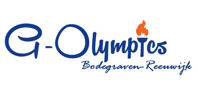 G-Olympics in Bodegraven-Reeuwijk zaterdag 25 september afbeelding nieuwsbericht