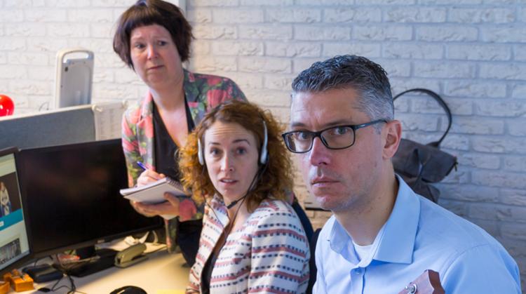 """Voorstelling """"Aut of Office"""" naar Gigant in Apeldoorn afbeelding nieuwsbericht"""