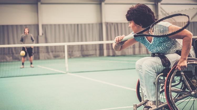 Sporten met een beperking in Ermelo afbeelding nieuwsbericht