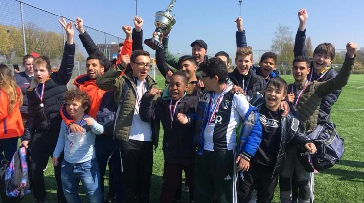 Team uitstroom arbeid is kampioen!! afbeelding nieuwsbericht