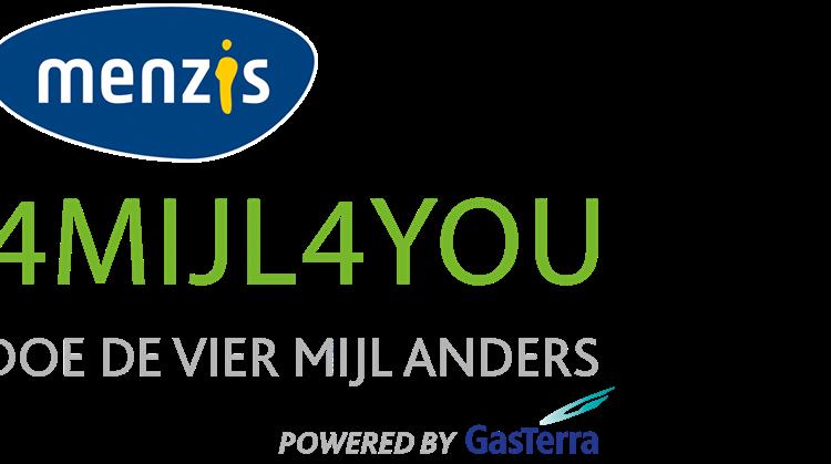 Menzis 4Mijl4You powered by GasTerra afbeelding nieuwsbericht