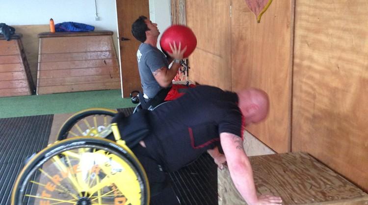 Fernand Verweij gaat hard en snel bij CrossFit Culemborg afbeelding nieuwsbericht