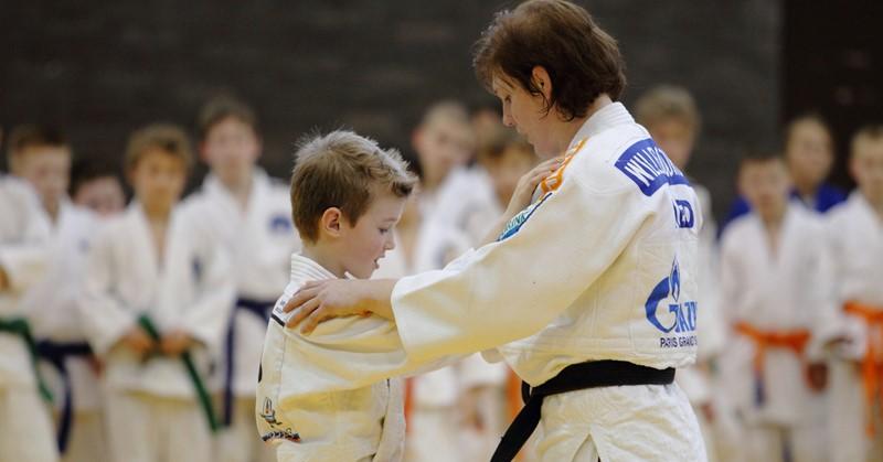 Afbeelding Judo Bond Nederland
