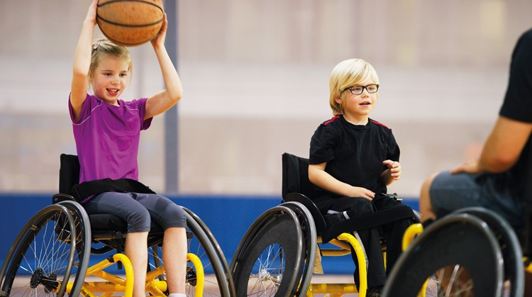 Uitleenservice voor aangepaste sporthulpmiddelen afbeelding nieuwsbericht