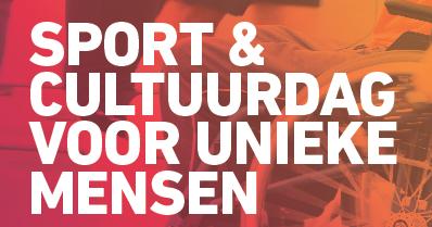Sport & cultuurdag voor unieke mensen afbeelding nieuwsbericht