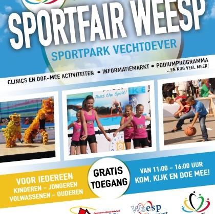 Sportfair Weesp afbeelding agendaitem