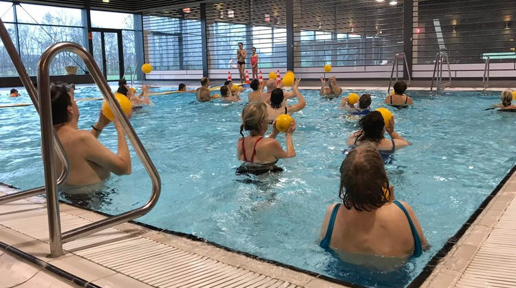 Vind jij Aquarobics leuk om te doen? afbeelding nieuwsbericht