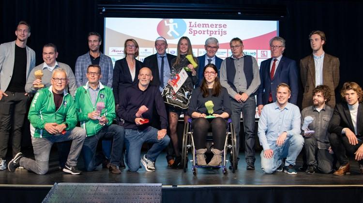Liemerse Sportprijs op 11 december in Musiater in Zevenaar afbeelding nieuwsbericht