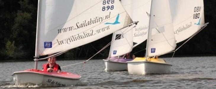 Start zeilseizoen bij Sailability afbeelding nieuwsbericht