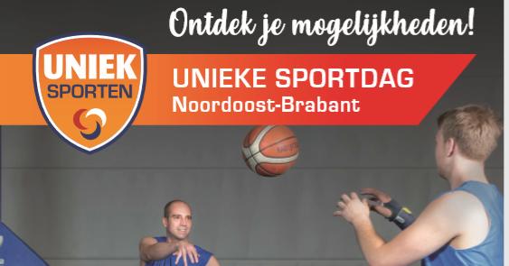Unieke Sportdag 2019 afbeelding nieuwsbericht