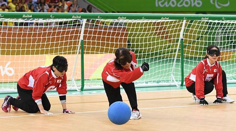 Paralympische sport goalball in regio West-Brabant afbeelding nieuwsbericht