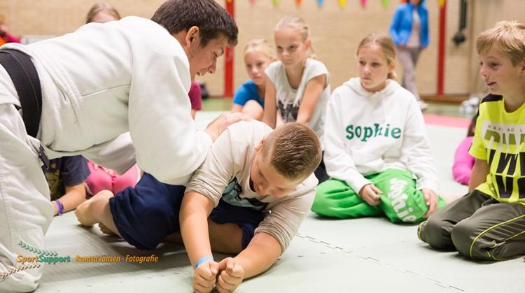 Onderzoek naar aangepast judo in Haarlem, helpt u ons mee? afbeelding nieuwsbericht