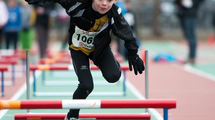 atletiek voor kinderen uit het speciaal onderwijs afbeelding nieuwsbericht