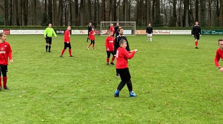 G voetbal team Loenermark succesvol afbeelding nieuwsbericht