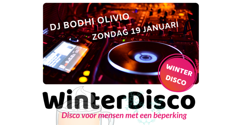 19 Januari WinterDisco!! afbeelding nieuwsbericht