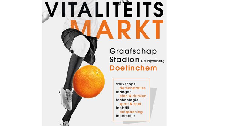 Vitaliteitsmarkt voor mensen met een beperking afbeelding nieuwsbericht