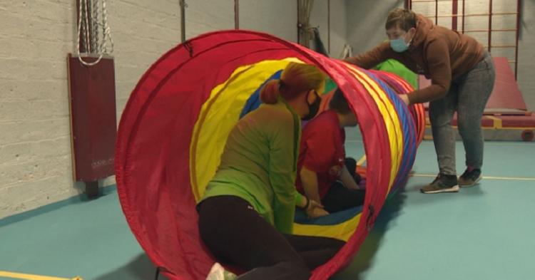 Sportclub MOVE geeft deelnemers met een handicap vertrouwen afbeelding nieuwsbericht