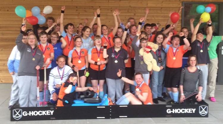 G-hockeyclinic GHHC Groningen afbeelding nieuwsbericht