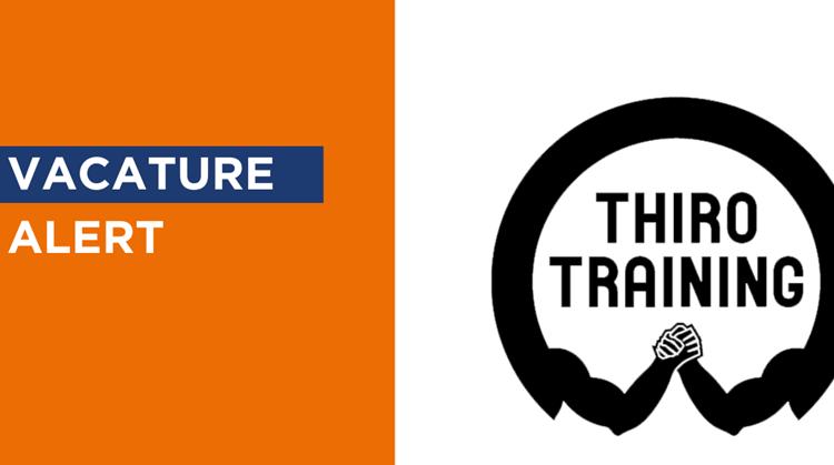 Vacature Alert: Thiro Training regio 't Gooi en Amsterdam afbeelding nieuwsbericht